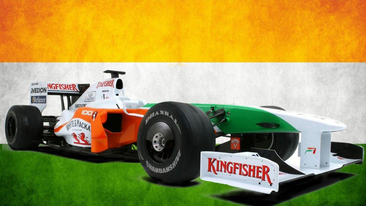 cars India Formula One wallpaper
