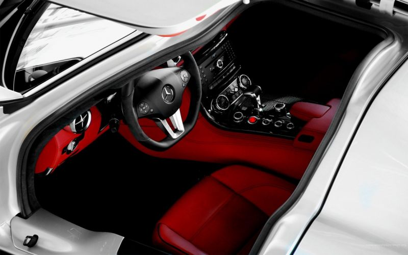 cars car interiors Mercedes-Benz wallpaper