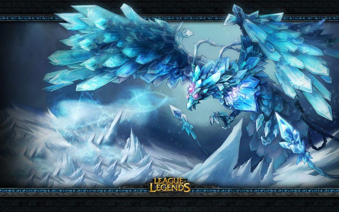 League of Legends Anivia wallpaper