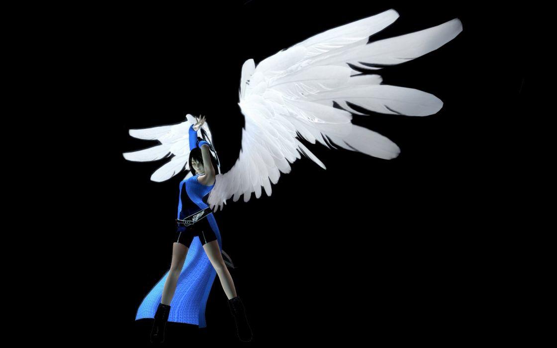 angels Final Fantasy Final Fantasy VIII Rinoa Heartilly wallpaper