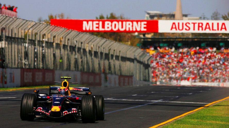 cars sports Formula One Australia Red Bull Melbourne Red Bull Racing wallpaper