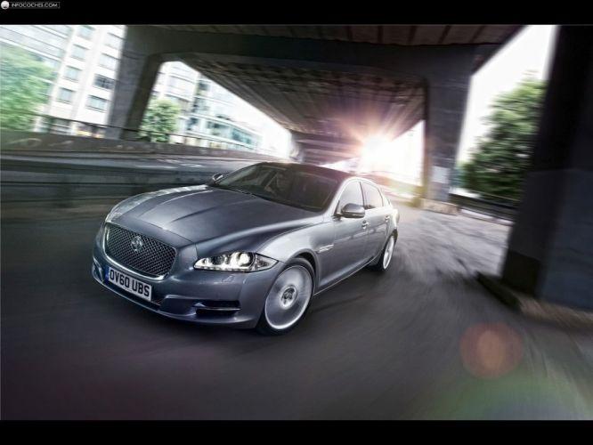 cars Jaguar vehicles Jaguar XJ sports cars wallpaper