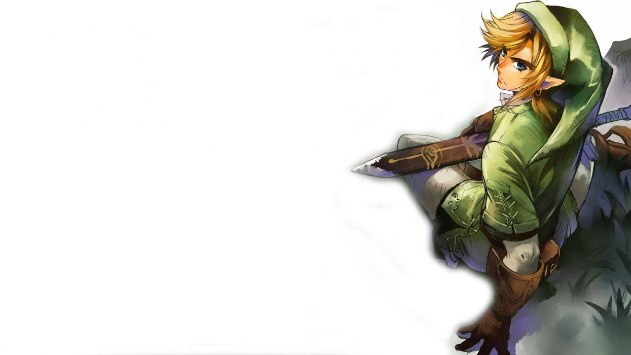 Video Games Link The Legend Of Zelda Wallpaper