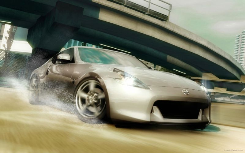 cars Nissan Need For Speed Undercover Nissan Fairlady Z34 370Z wallpaper