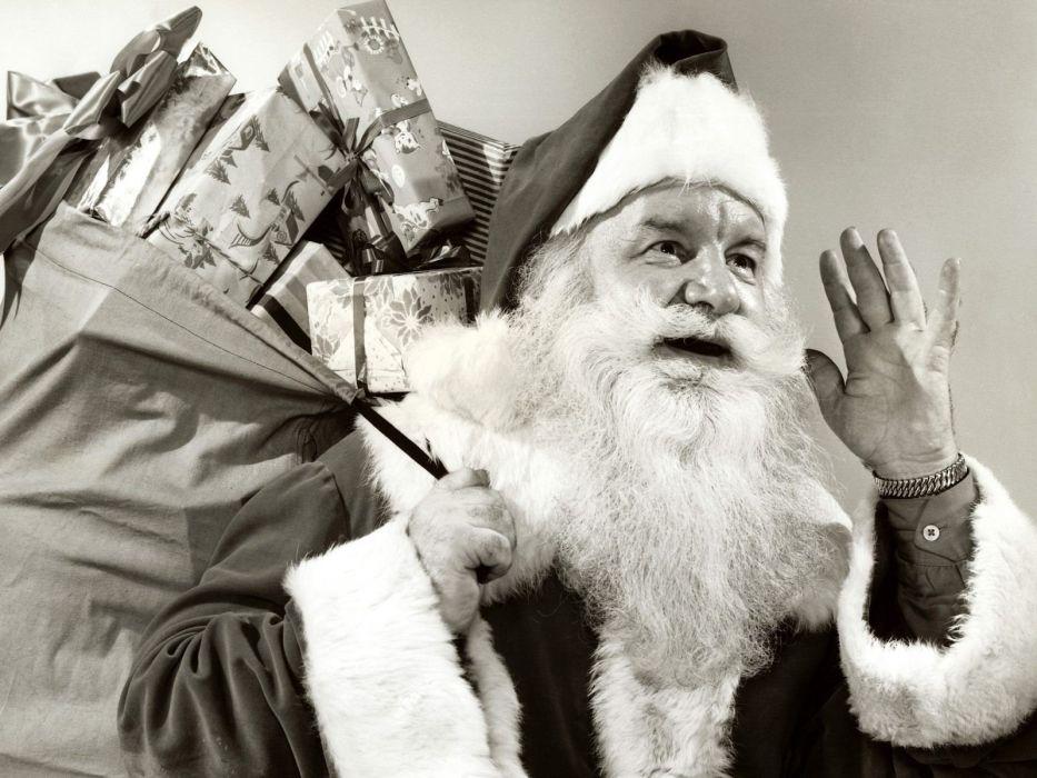 towns Santa Claus wallpaper