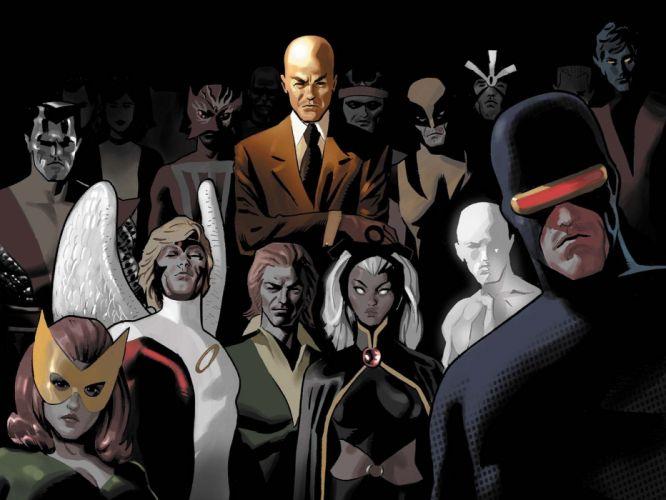 X-Men Marvel Comics Charles Xavier wallpaper
