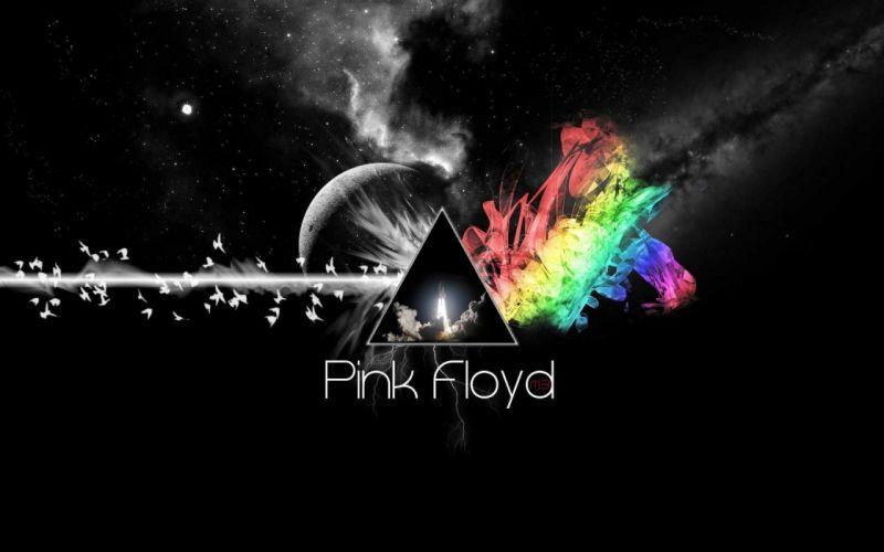 music Pink Floyd music bands logos wallpaper