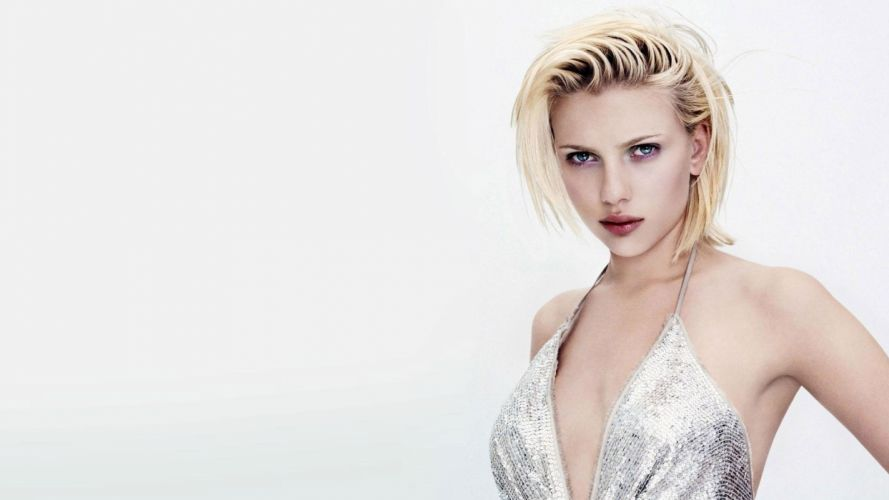 blondes women Scarlett Johansson wallpaper