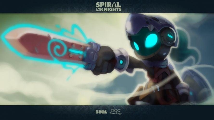 spiral knights wallpaper