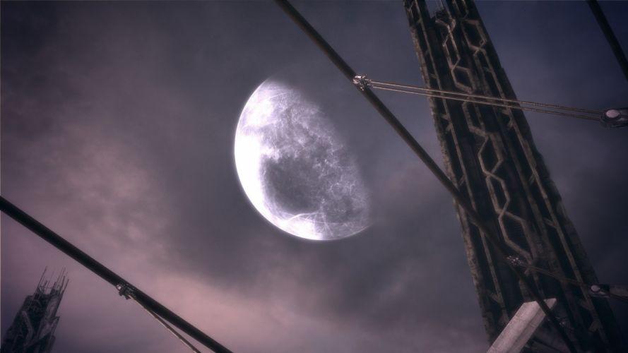 outer space Mass Effect wallpaper