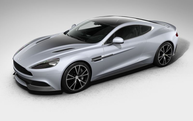 cars Aston Martin Aston Martin Vanquish wallpaper