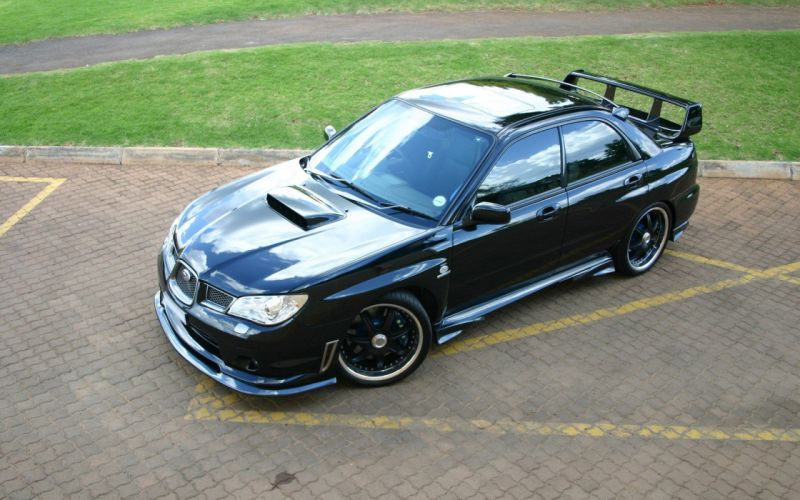 Subaru sports cars Subaru WRX STI auto wallpaper