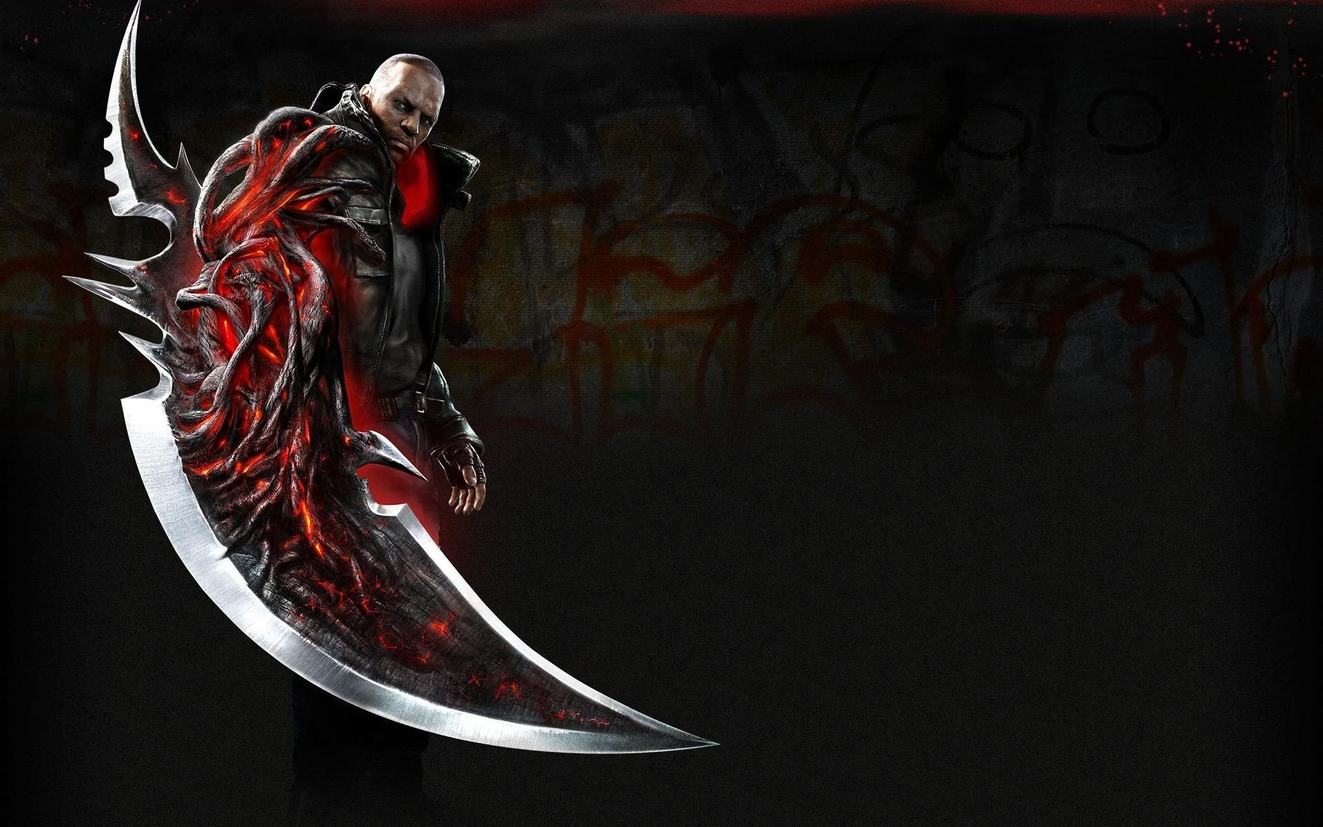 prototype 2 (video game) james heller wallpaper | 1920x1200 | 309441