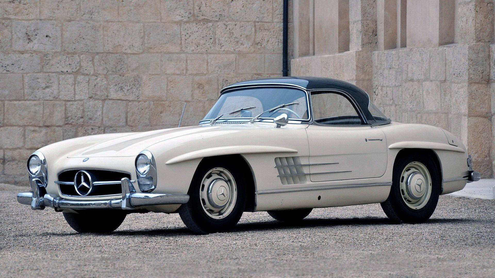 Vintage cars classic cars Mercedes-Benz wallpaper ...