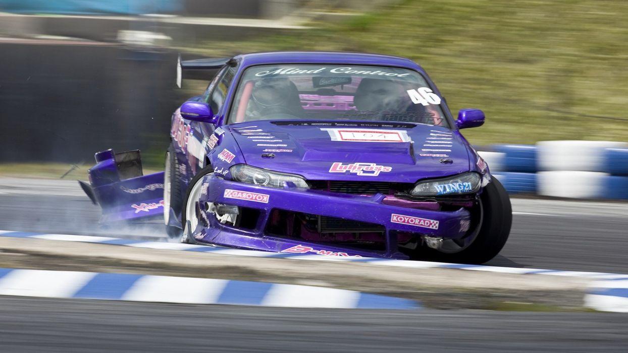 cars crash race tracks wallpaper