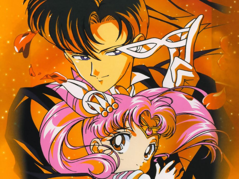 Bishoujo Senshi Sailor Moon Sailor Chibi Moon wallpaper