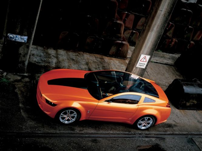 cars room concept art vehicles Ford Mustang Ford Mustang Giugiaro wallpaper
