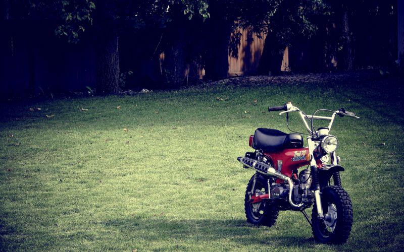 motorbikes minibike wallpaper