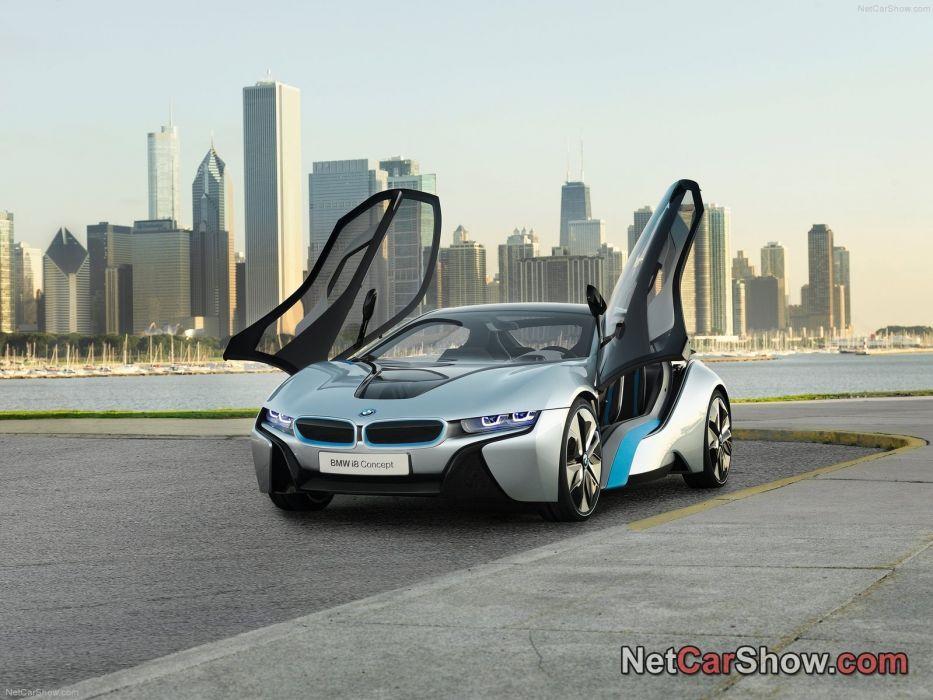 BMW cars euro BMW i8 concept wallpaper