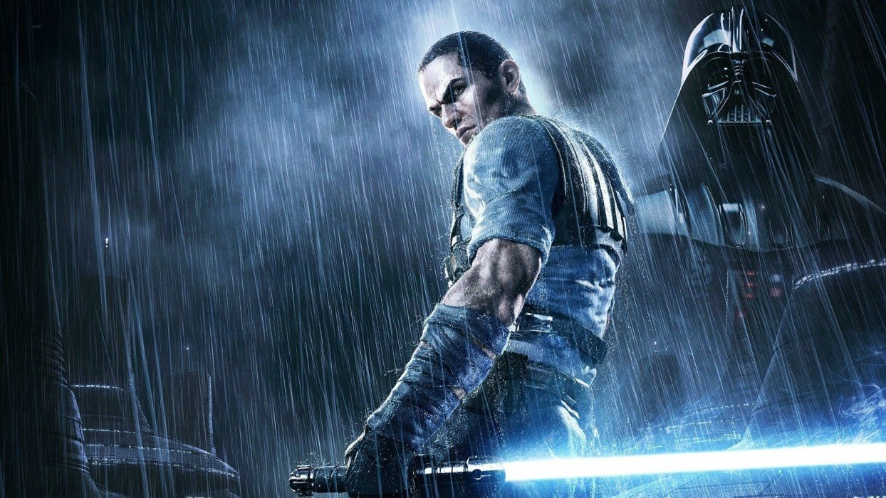 Star Wars stfu Star Wars: The Force Unleashed wallpaper