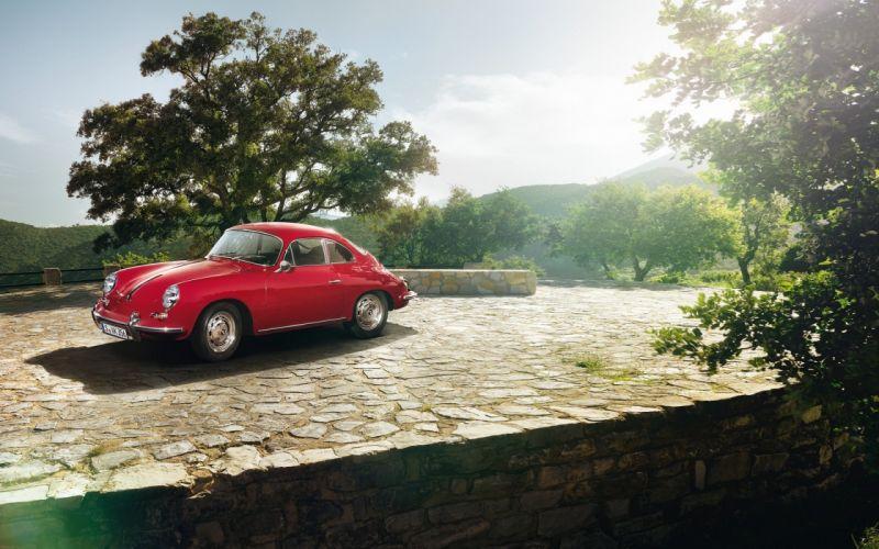 1963 coupe porsche 356c 1600 356 wallpaper