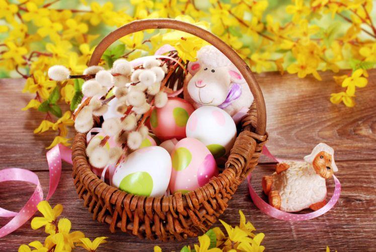 eggs easter wallpaper