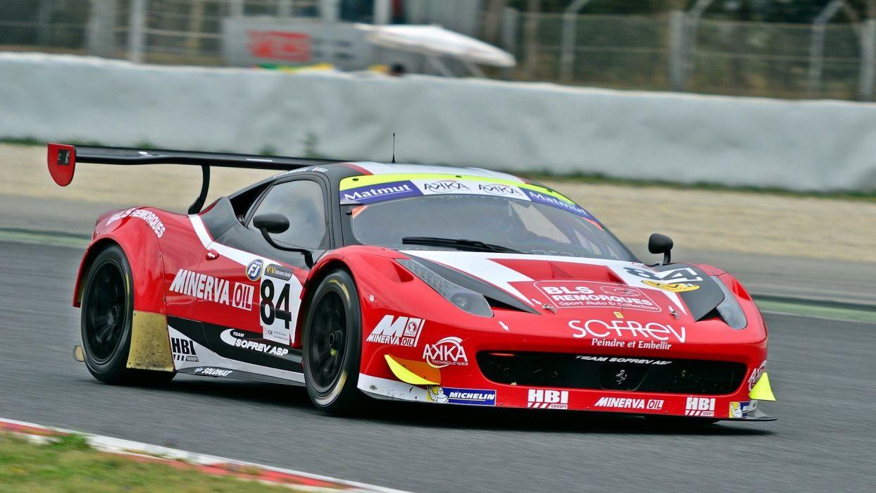 ferrari 458 italia supercar race racing   g wallpaper