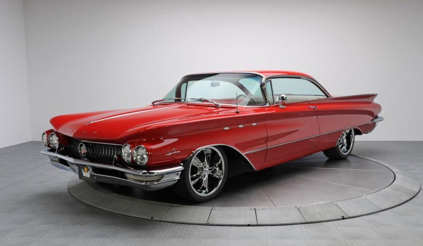 buick lesabre retro red car classic hot rod rods wallpaper