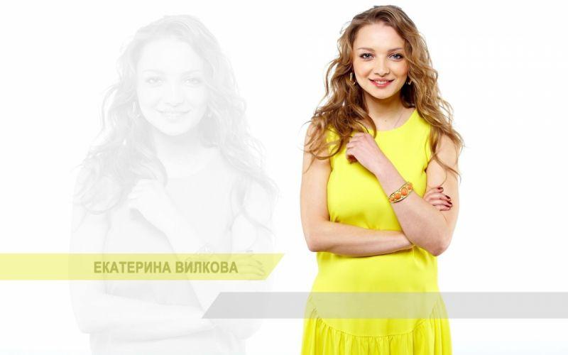 Catherine Vilkova actress girl wallpaper white wallpaper