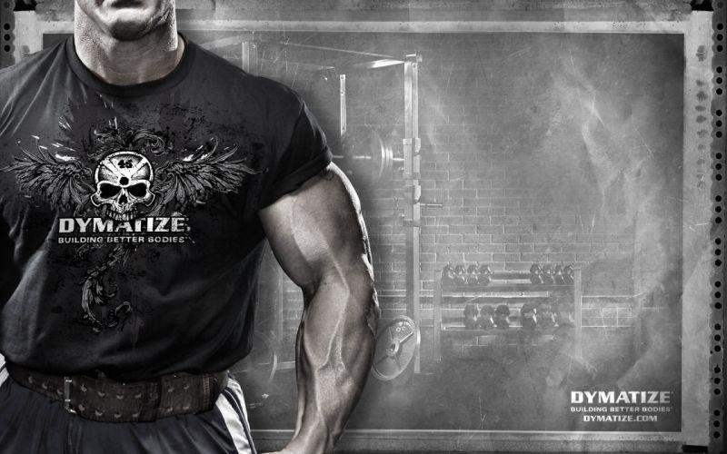 dymatize andy haman sportpit sports muscle fitness bodybuilding skull wallpaper