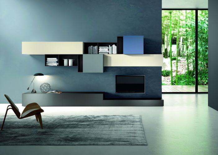 modern interior chair design wallpaper