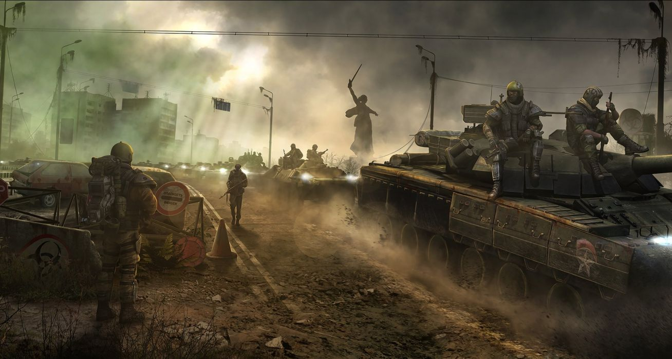 soldiers war survarium survival zone military battle tank tanks wallpaper