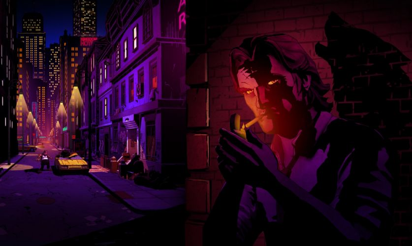 The Wolf Among Us Games wallpaper