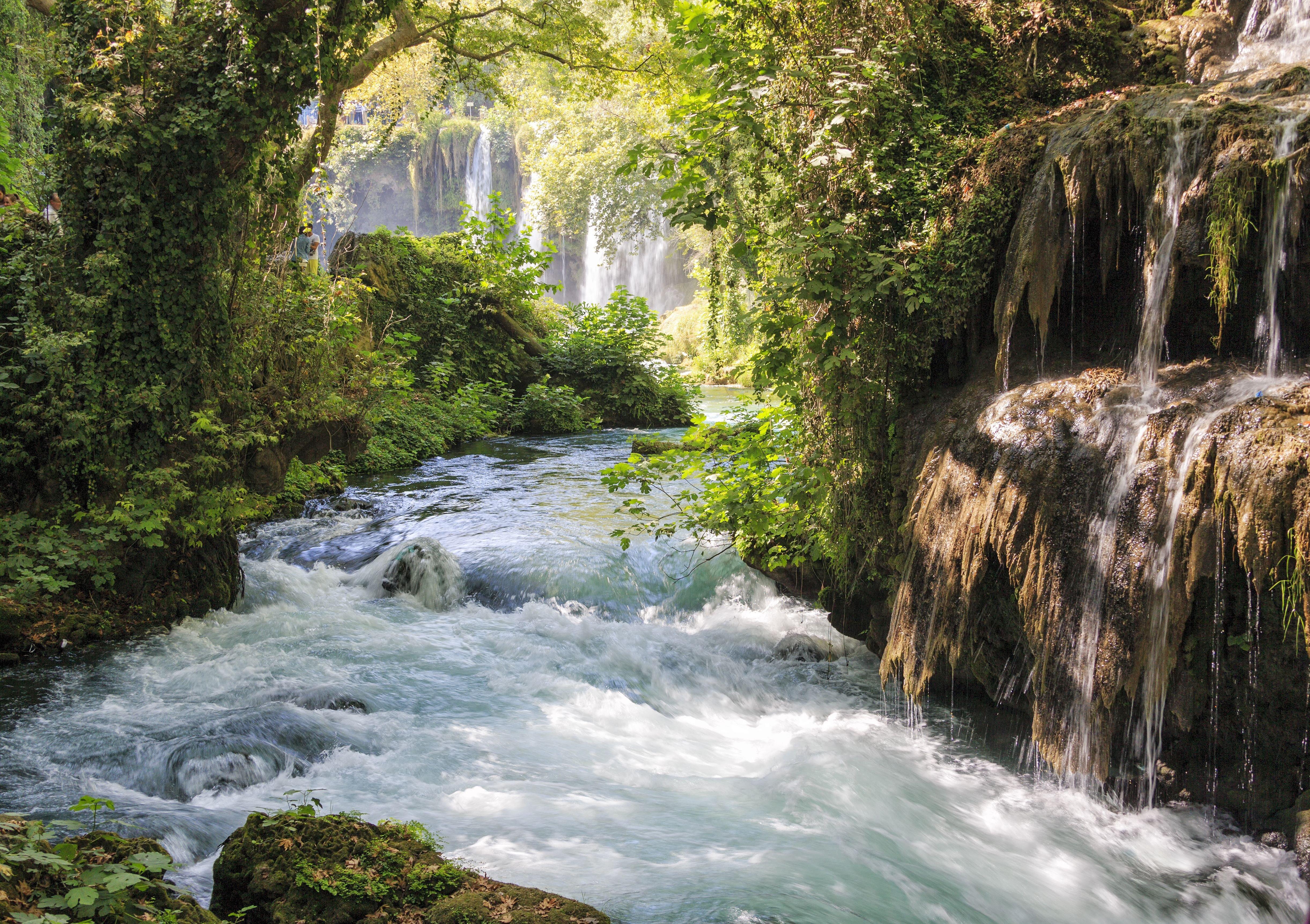 waterfalls hd wallpaper download