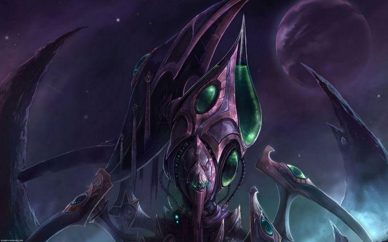 video games StarCraft Blizzard Entertainment StarCraft II wallpaper