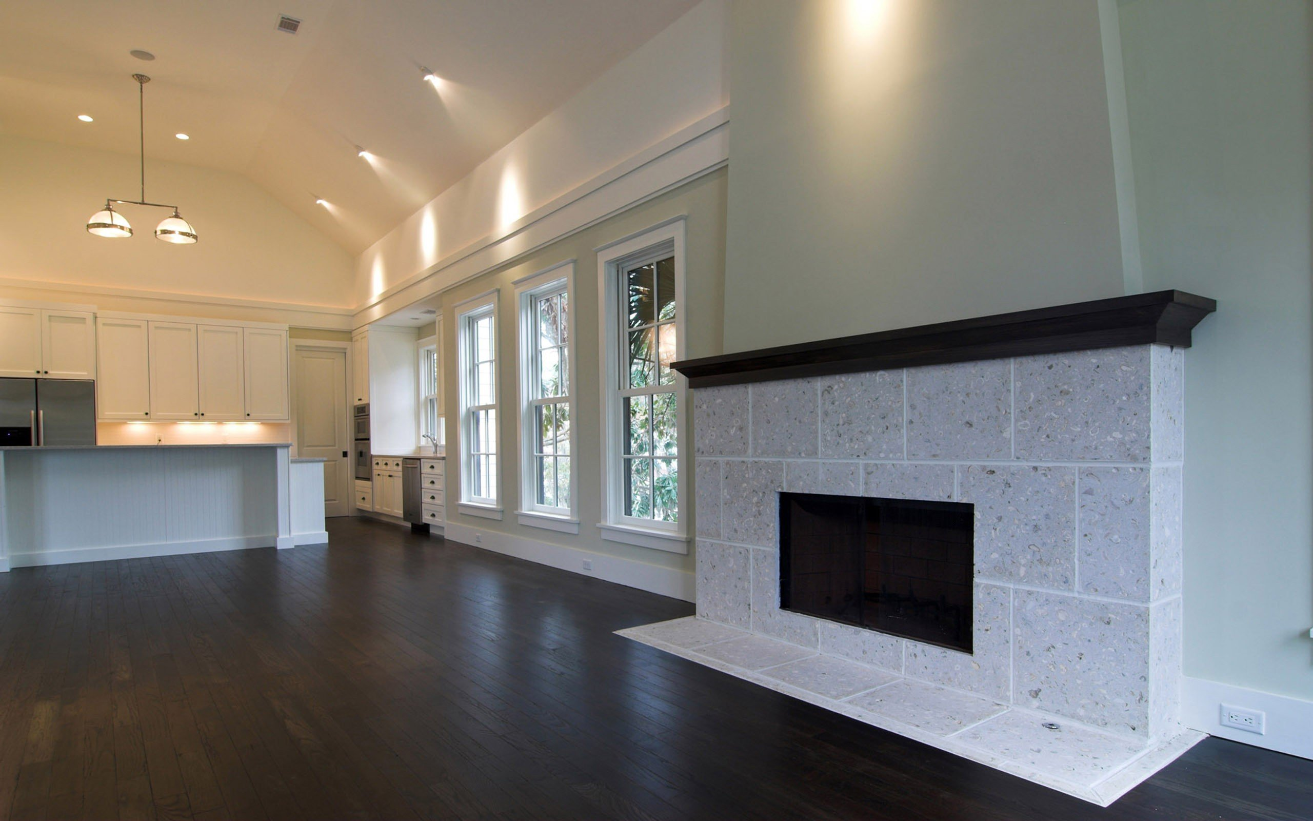 Architecture Living Room Empty Interior Design Wallpaper 2560x1600 310081
