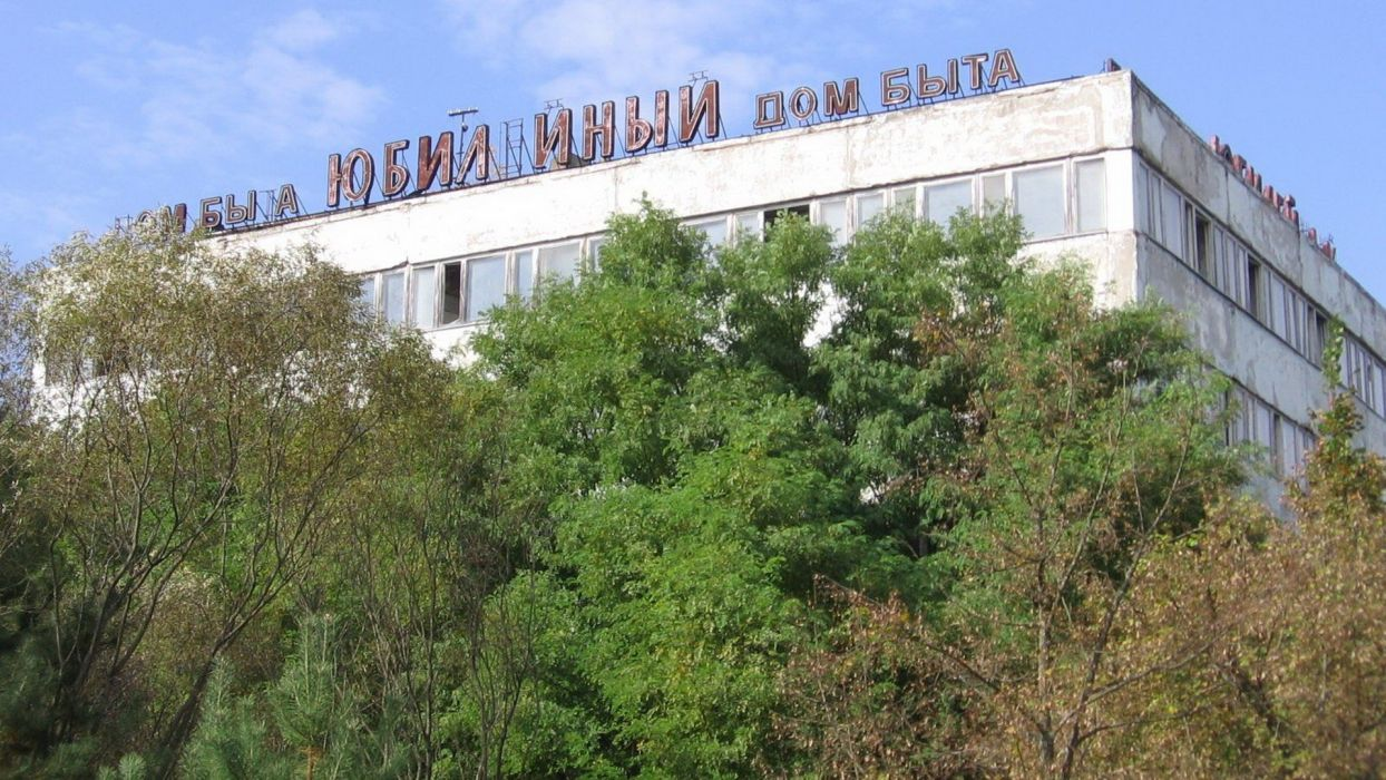 S_T_A_L_K_E_R_ cityscapes post-apocalyptic nuclear buildings Pripyat Chernobyl radioactive Ukraine power plants disasters Zone apocalyptic wallpaper