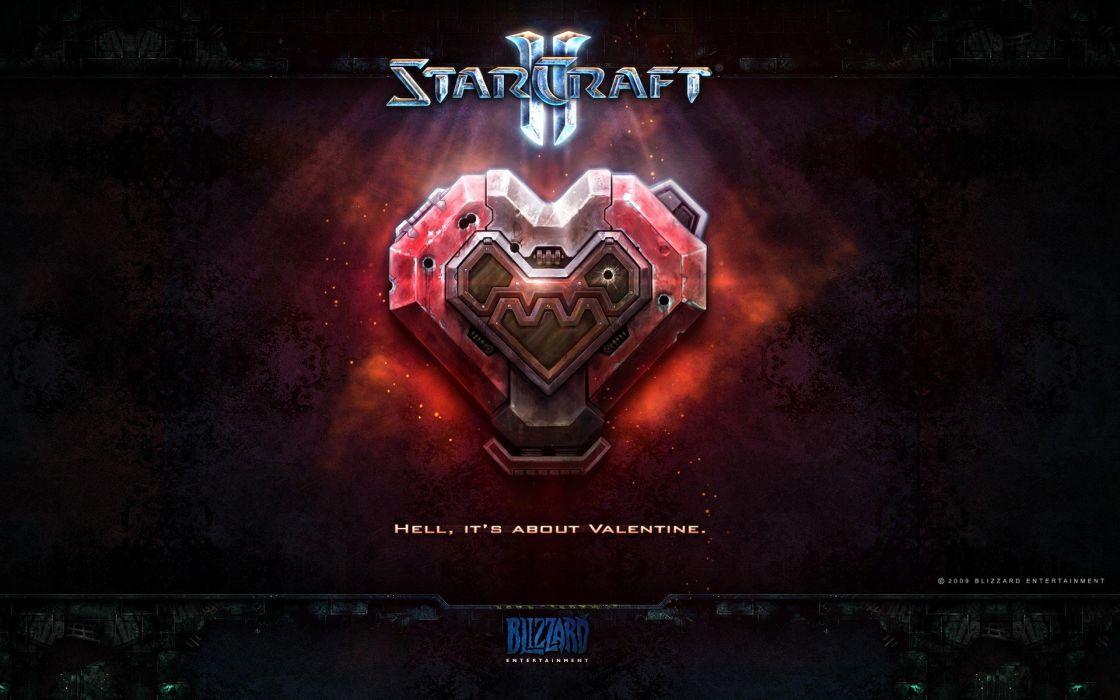 video games love StarCraft Terran Blizzard Entertainment StarCraft II wallpaper