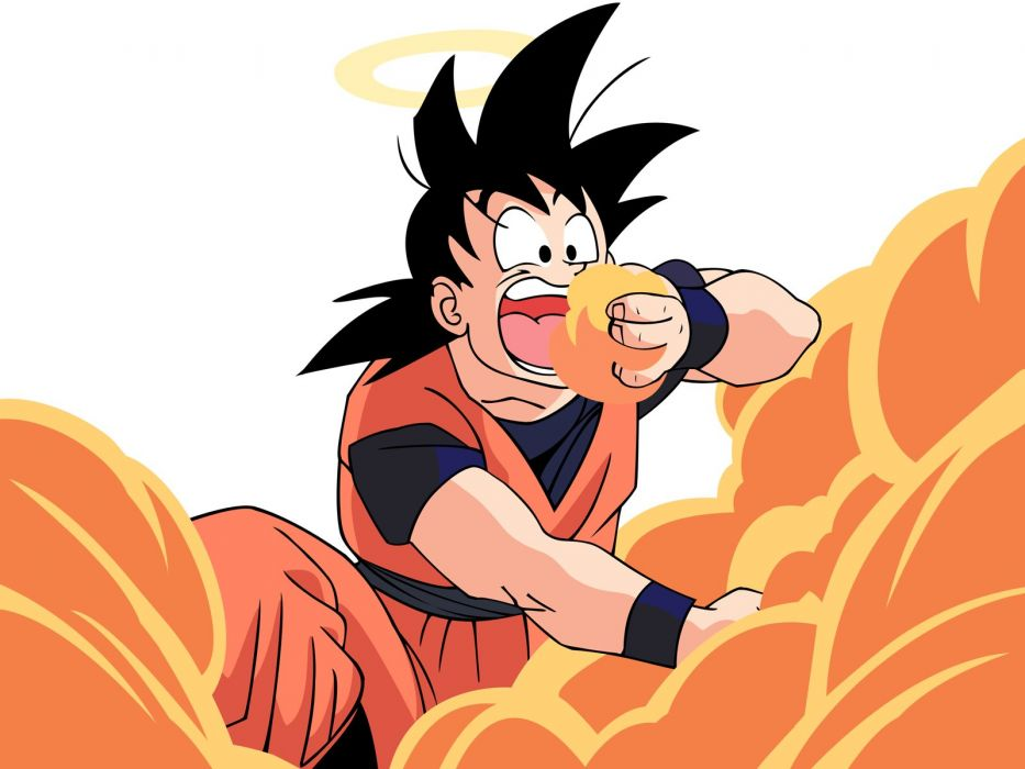 Son Goku Goku Dragon Ball Z wallpaper