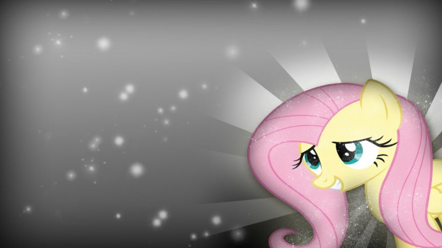 Fluttershy ponies My Little Pony: Friendship is Magic wallpaper