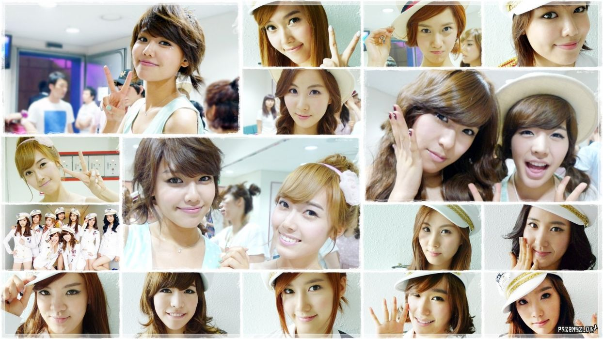 women Girls Generation SNSD celebrity Asians Seohyun Korean singers Jessica Jung Im YoonA Kim Hyoyeon Choi Sooyoung K-Pop Lee Soon Kyu Tiffany Hwang wallpaper