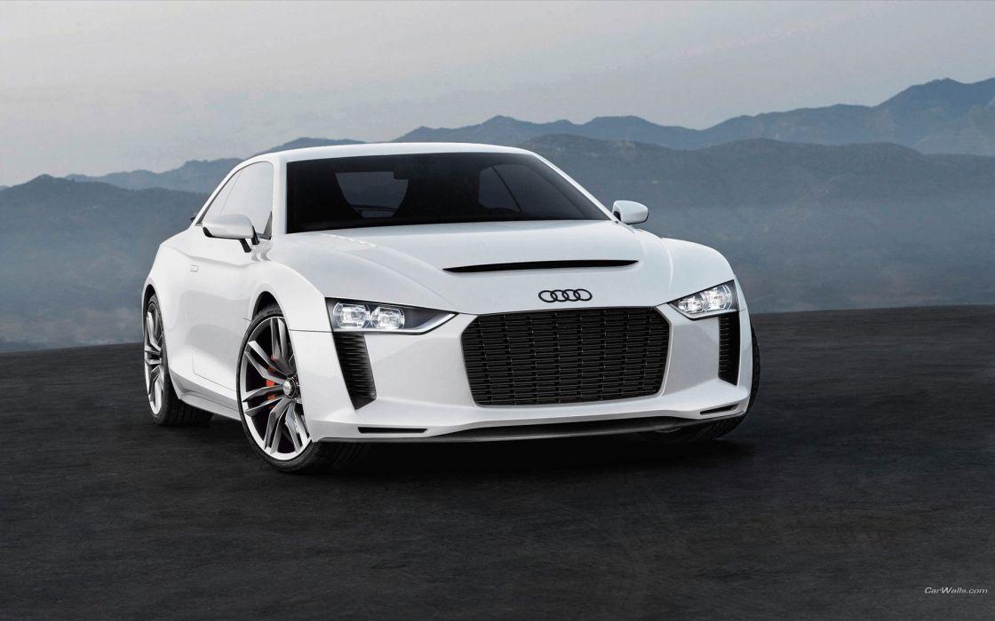 cars Audi Quattro wallpaper
