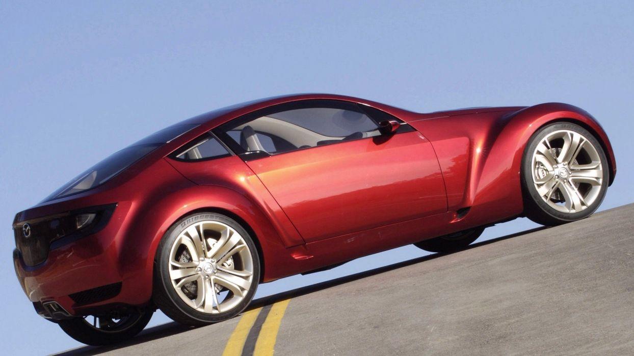 cars Mazda vehicles red cars wallpaper