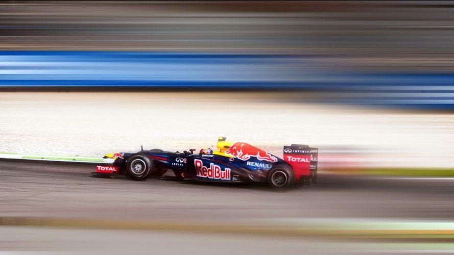 cars racing Red Bull wallpaper