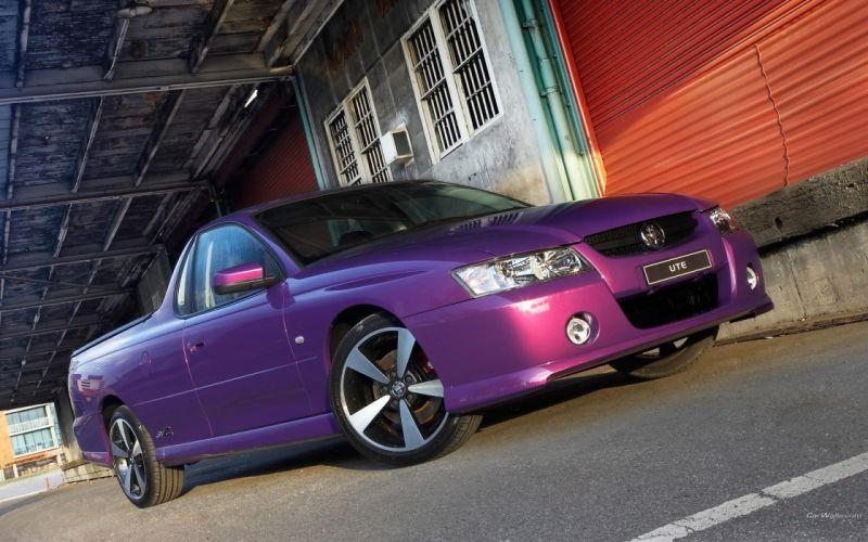 cars Holden ute wallpaper