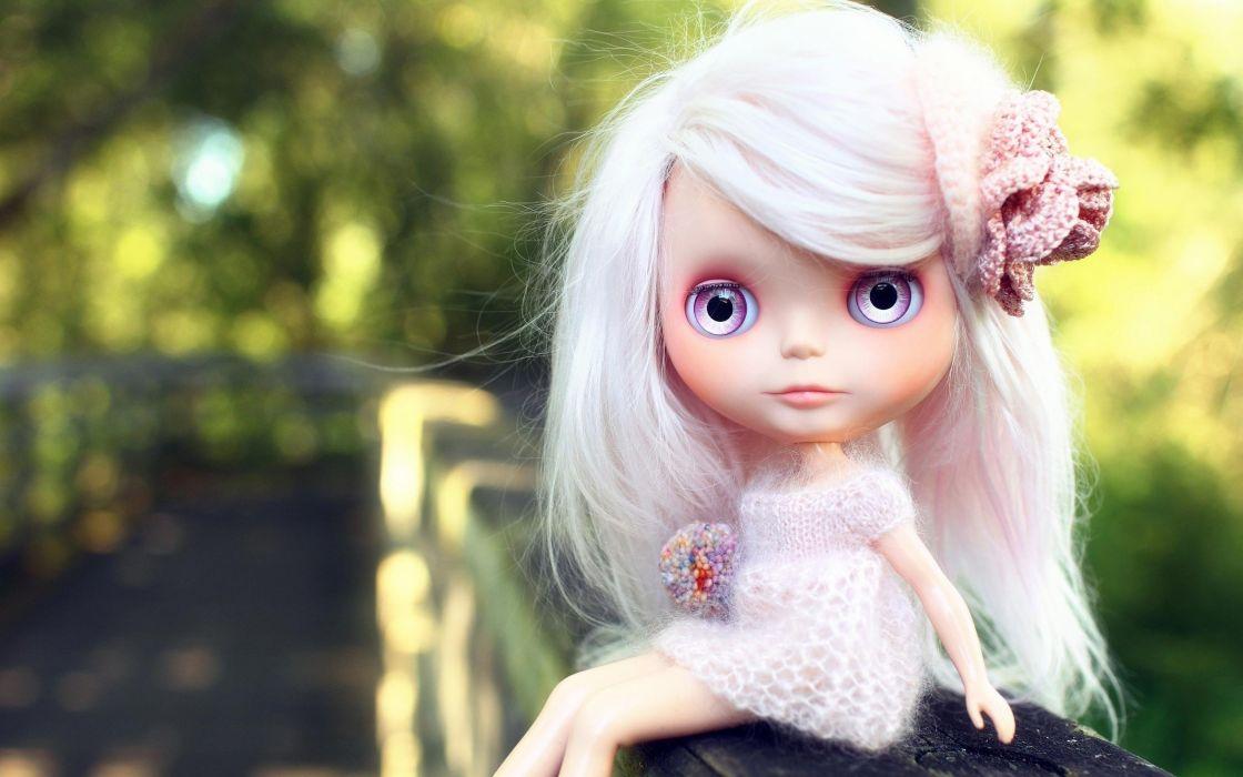 blondes women dolls widescreen wallpaper