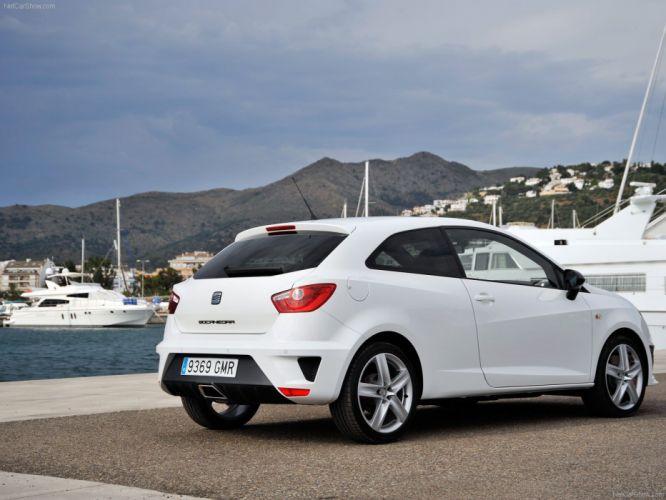cars vehicles Seat Ibiza wallpaper