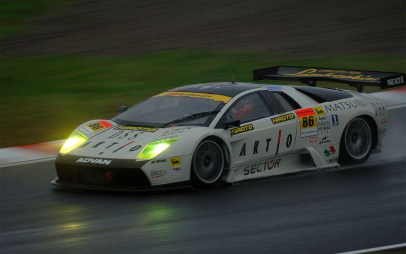 cars Lamborghini racing wallpaper