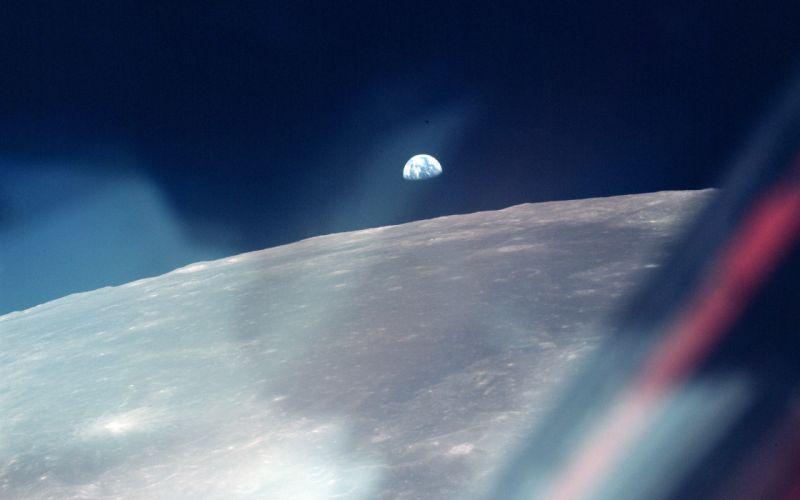 outer space Moon Earth eagles Apollo Apollo 11 wallpaper