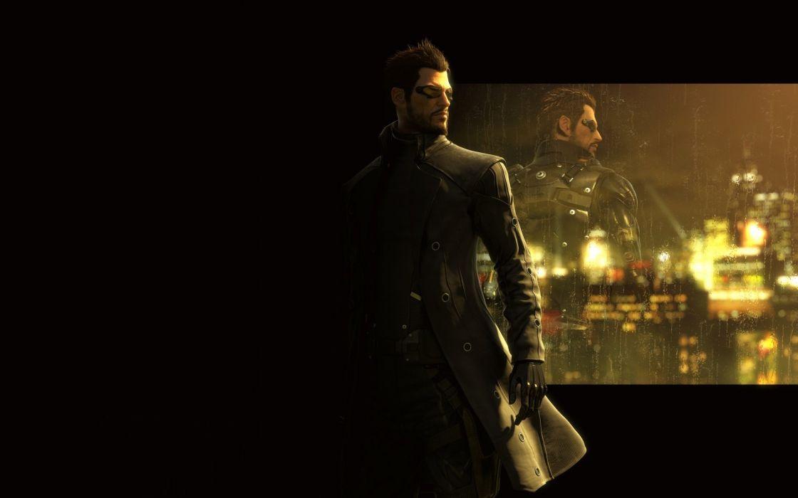 video games Deus Ex: Human Revolution wallpaper